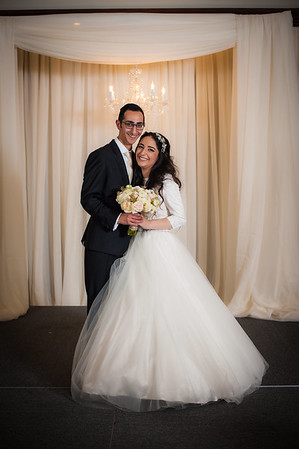 Ruth & Yossi Wedding Highlights