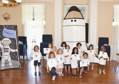 PreK Space Day
