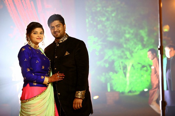Priyank & Rushali Sangeet Sandhya