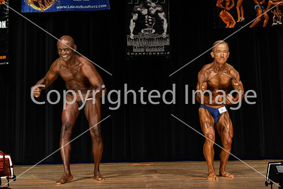 Mens Masters Bodybuilding Prejudging