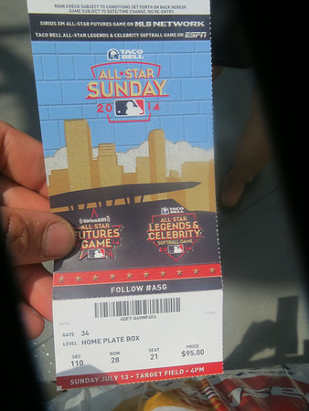 MLB Futures Game 2014