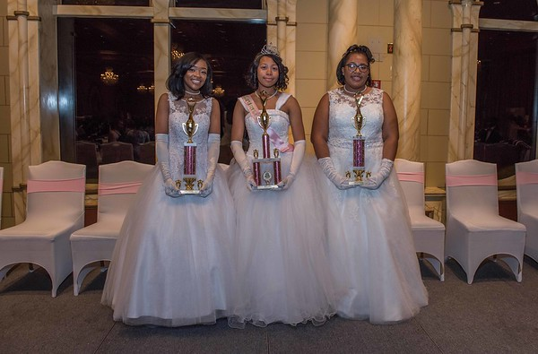 Alpha Kappa Alpha Sorority, Inc. 2019 Debutante Cotillion