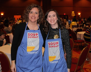Arkansas Advocates for Children and Families Soup Sunday 1.27.19