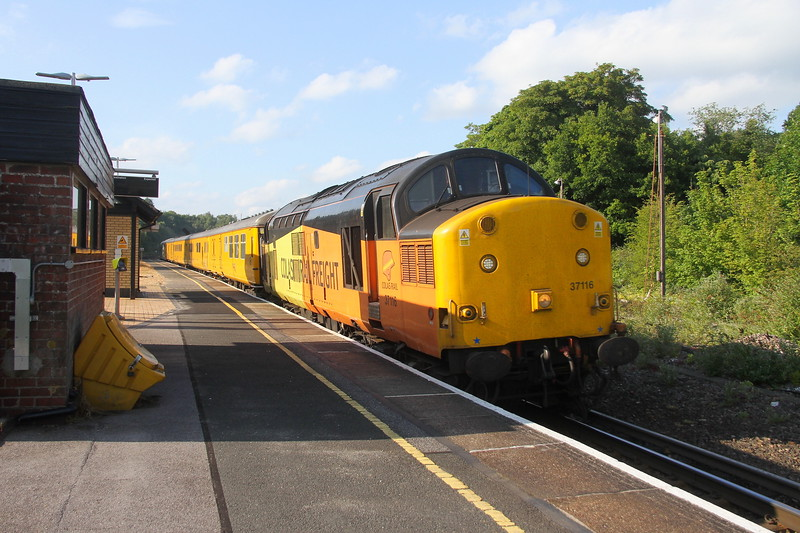 37116 Micheldever 08/06/20 1Q51 Derby RTC to Eastleigh