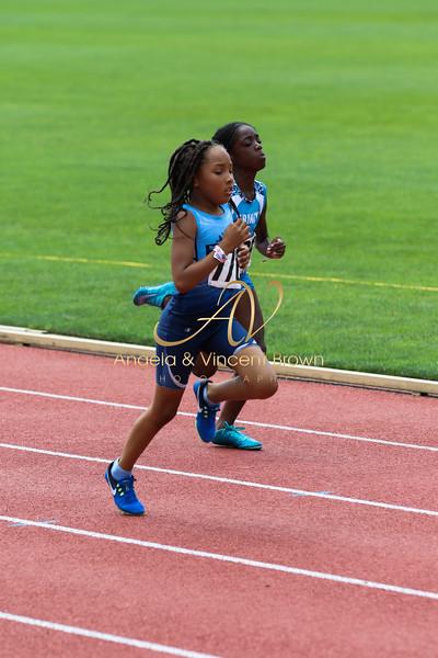 200m Finals