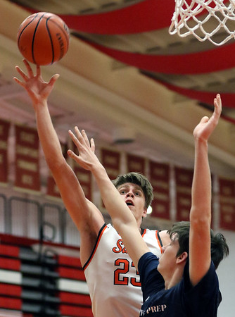 St. Charles East boys basketball vs. Depaul Prep