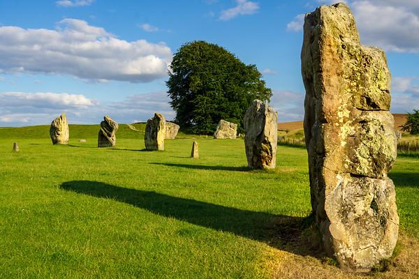 2017 UK: Avebury Stone Circle