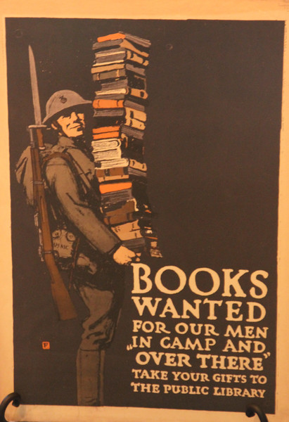 loved this poster from WW1