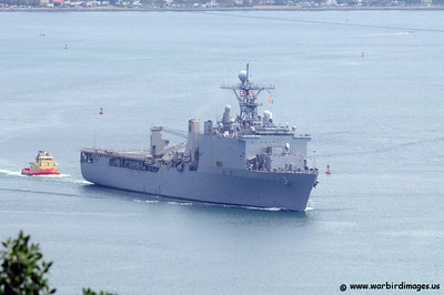 USS Germantown LSD-42