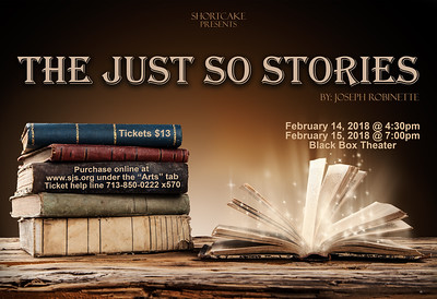 The Just So Stories Play 2018