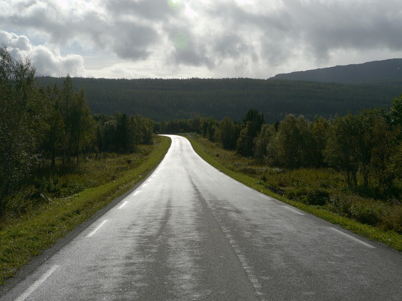 auf der Küstenstrasse von Mo I Rana nach Bodø / @RobAng 2012 / Kvalnes, Utskarpen, Nordland, NOR, Norwegen, 27 m ü/M, 06.09.2012 14:20:23
