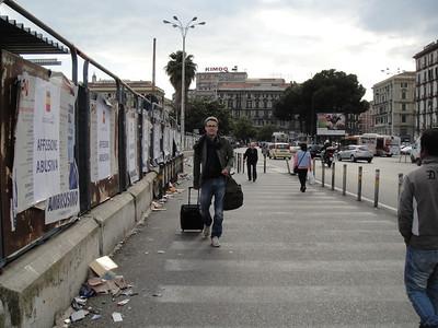 Positano, Rooma 2011