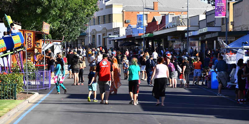 2019 Barmera Xmas Pageant
