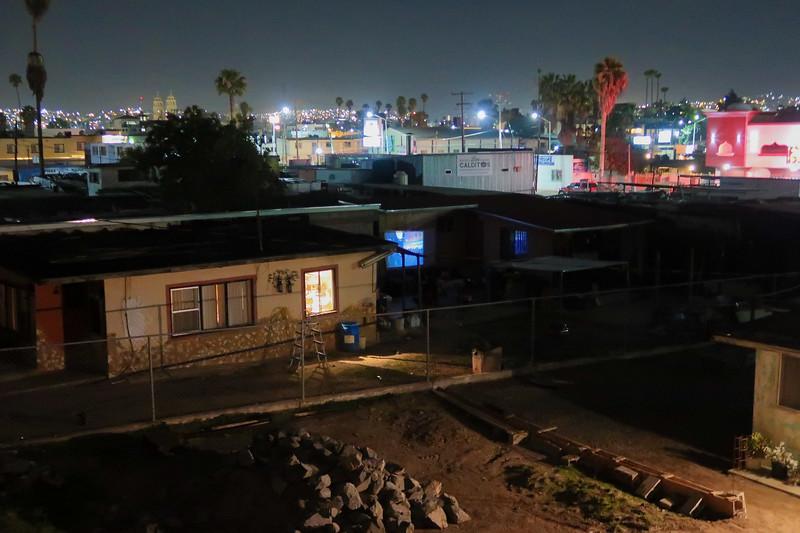 MotoQuest Baja - Ensenada Back of Motel.jpg
