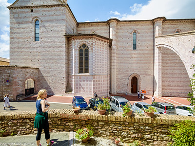 Assisi August 2016