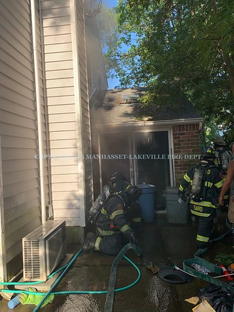 August 9. 2020 - 6 Cornell Drive [House Fire]