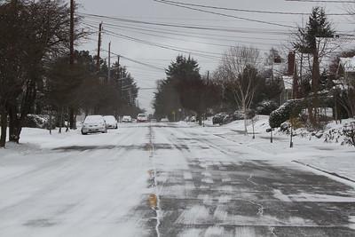 Snow Days of February
