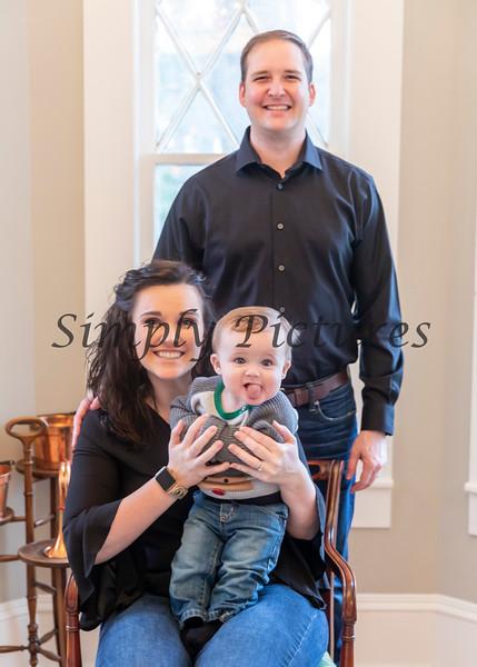 Pruitt Family 2019