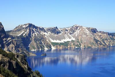 Crater Lake - Southern Oregon Trip - July 2010