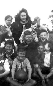 Scouts and Cubs