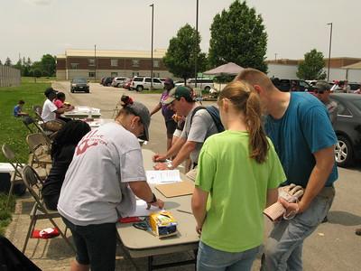 Dayton Strong - Tornado Volunteering