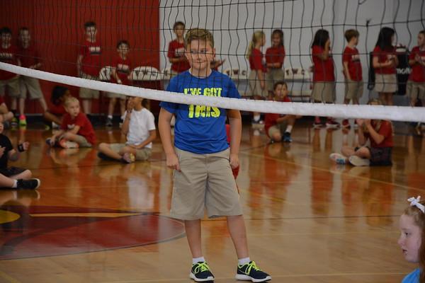 4th & 5th Grade Volleyball