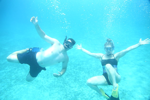 Catamaran Snorkling Adventure