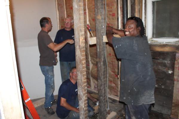 Frat House Renovation-9-29-15 Update