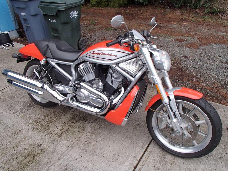 2006 Harley Street Rod