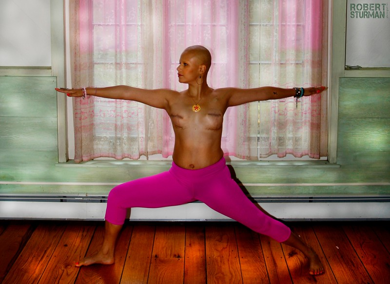 Warrior Pose ~ Yulady Saluti