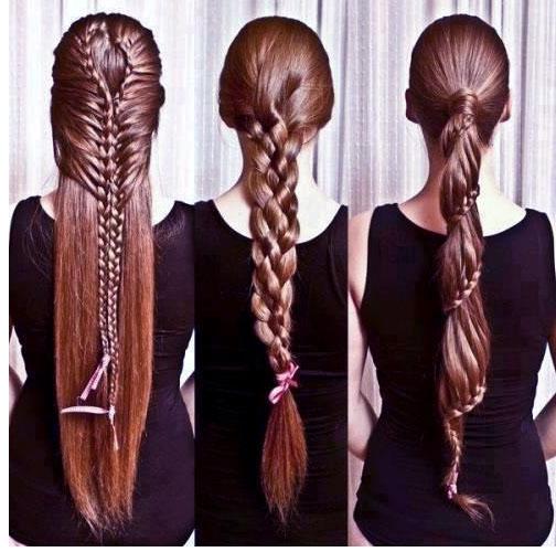 Những kiểu tóc đẹp cho năm mới 2014 4