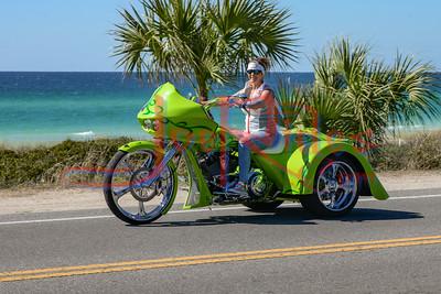 2017 Fall Rally Panama City Florida Motorcycle Photos