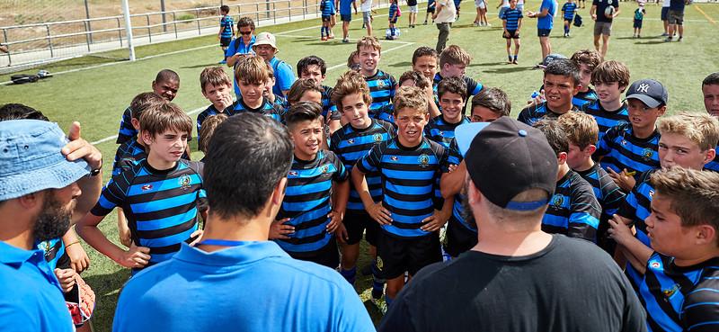 Día 1 - Torneo Nacional Escuelas de Rugby 27 May 2017