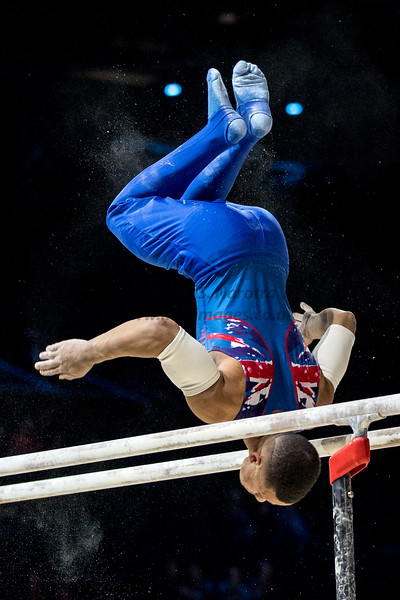 All-Around Gymnastics World Cup Birmingham Mens 23rd Mar 2019