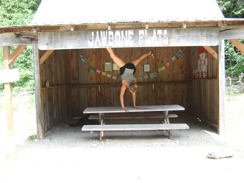 Tracy Mcfarlane - Jawbone Flats, Oregon