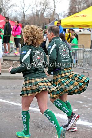 St Patrick's Day 5K, 2013