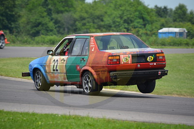 Rust Belt GP presented by Autoweek at Gingerman Raceway, June 2019