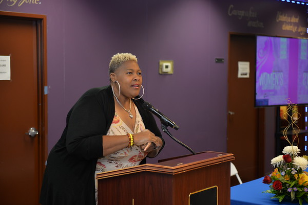 2018 Detroit Recovery Project final Women's Summer Leadership Conference