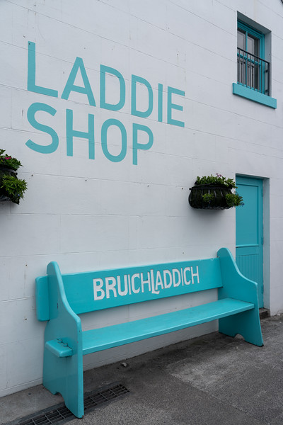 Bruichladdich Distillery on Islay