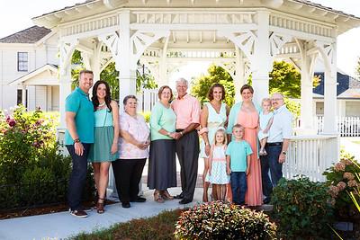 O'Brien Family - August 2013