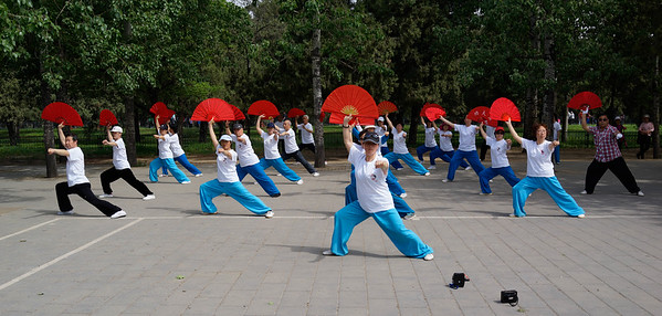 Beijing - Sunday in the Park
