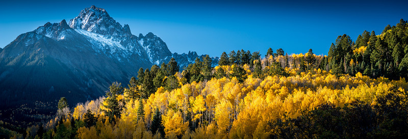 Colorado's Fall Colour Beauty