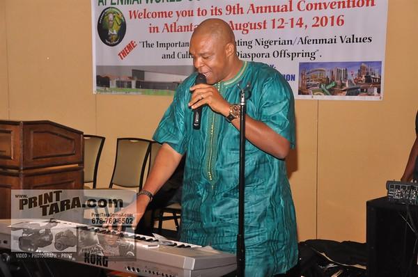 AFENMAI WORLD CONGRESS CONVENTION, INC. 2016