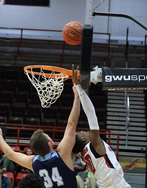 Men's Basketball vs. Bob Jones