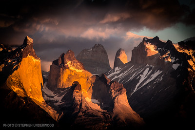 Torres del Paine and Atacama Desert, Chile