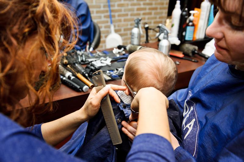 Milos first haircut-3.jpg