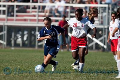 2010 Providence vs Jeff Soccer