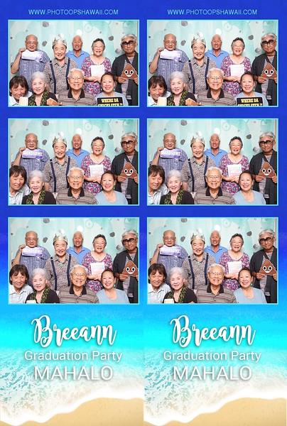 Breeann's Graduation Party (Event & Photo Booth Photos)