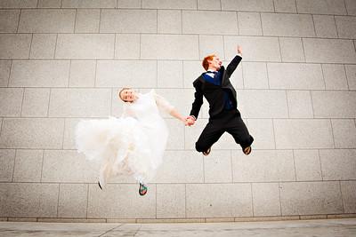 Marni and Paul Wedding