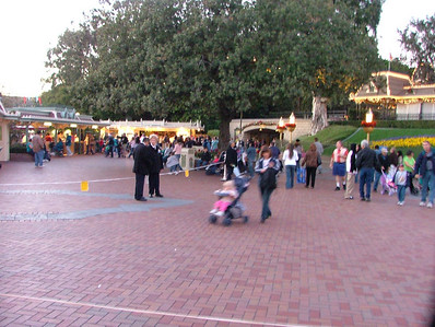 Disneyland Resort - 12/3/05